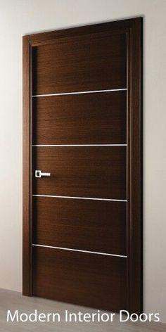 Flush Door Design Colour Ideas For 2019 Flush Door Design, Front Door Design Wood, Door Gate Design, Wooden Door Design, Modern Wooden Doors, Internal Wooden Doors, Wood Doors, Wooden Windows, Entry Doors