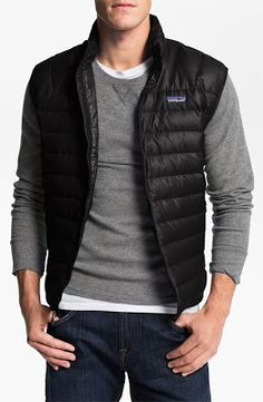 Patagonia 'Down Sweater' Vest