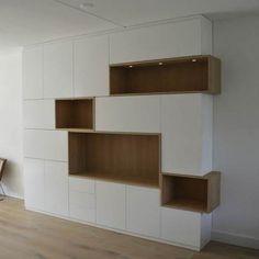 Living Room Desgn Ikea Bookshelves 16 Ideas For 2019 Living Room Shelves, Living Room Storage, Living Room Tv, Interior Design Living Room, Home Office Design, Furniture Design, Home Decor, Photos, Dining Room Cabinets