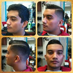 Combover taper
