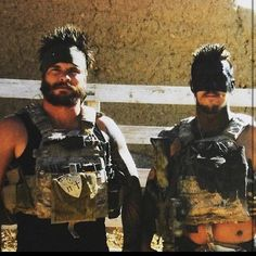 Navy Seal Beard Badass America Gun Soldiers Of The World