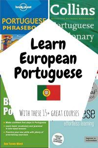Portuguese courses that cover European Portuguese - Portugalist Learn To Speak Portuguese, Learn Brazilian Portuguese, Portuguese Lessons, Common Quotes, Portuguese Language, Learn A New Language, Portugal Travel, Lessons For Kids, Vocabulary