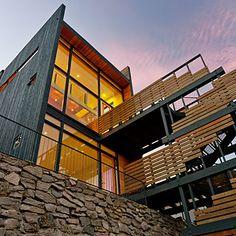Modern Portland Hillside Home