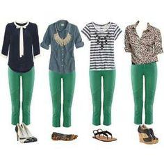 Fashion combinations