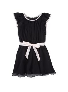 Blush by Us Angels Blush Beauty Flutter Sleeve Dress, $29