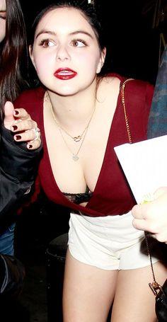 Fat girl breast