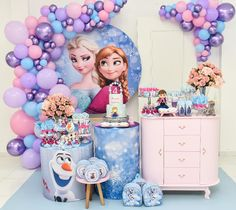 Disney, Cake, Desserts, Instagram, Small Birthday Parties, Frozen Party, House Party, Cute, Kids Part
