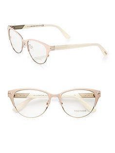 Check out super awesome products at Shire Fire! :-) OFF or more Sunglasses SALE! Cool Glasses, New Glasses, Cat Eye Glasses, Glasses Frames, Tom Ford Glasses, Rose Gold Glasses, Pink Eyeglasses, Round Eyeglasses, Tom Ford Eyewear
