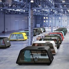 Slow becomes fast concept vehicle by IDEO #concept #car