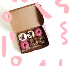 Check out our national donut day special -- a sampling of NYC's best doughnutteries!