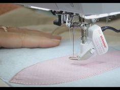 Tutorial: how to use the BERNINA Stitch Regulator (BSR)