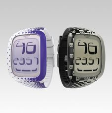 La nueva colección Swatch Touch nos muestra la tendencia cada vez más frecuente revolucionaria y urbana! Swatch Touch, comprende varios modelos de relojes todos ellos con pantalla táctil y con acceso a 6 funciones digitales: dos time zones, fecha, cronógrafo, alarma, temporizador y beep.