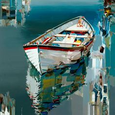 ''Light, both in life and in art, has been an intriguing concept for me. I pour myself onto each painting I create and every time the motivation is finding the light.'' - Josef Kote