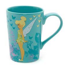 Tinkerbell mug from Disney Store