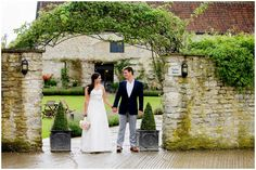 Wedding at Priston Mill