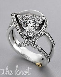 Mark Schneider Design Luxury-15330 Luxury-15330 Engagement Ring and Mark Schneider Design Luxury-15330 Luxury-15330 Wedding Ring