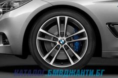 "Оригинални Джанти BMW M Double Spoke Style 598M – 19"""