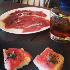 ¿Un break? #Martinete #Madrid #Gastronomía