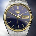 Seiko 5 Day Date Automatic Mens Vintage Japanese Watch ...