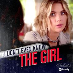 """S6 Ep4 """"Don't Look Now"""" - LOL, Hanna! That's rude. #PLL #6/23/15"""