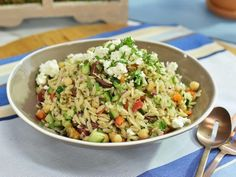 Get Orzo Salad Recipe from Food Network