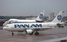 PanAm Airbus on a rainy day National Airlines, Jumbo Jet, Old Planes, Pan Am, Air Festival, Civil Aviation, Commercial Aircraft, Airplanes, Airports