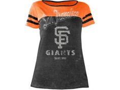 San Francisco Giants MLB Touch by Alyssa Milano Womens All Star T-shirt