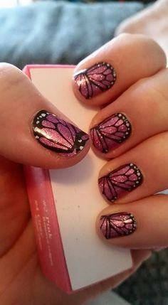 Butterfly Kisses by Jamberry Nails  http://laurennorris.jamberrynails.net/product/butterfly-kisses#.VQ4Wn_nF9MQ