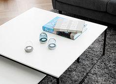 Lugo coffee table | Stylish & functional #BoConcept #BoConceptMIA