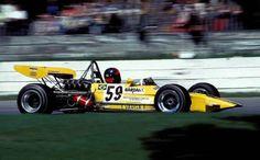 Emerson Fittipaldi - Lotus 69 Cosworth FVA - Team Bardahl - XIX London Trophy 1971 - Hilton Transport Trophy - 1971 European F2 Championship, Round 5