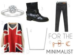 Style for The Minimalist Girl , from SMSYED blog.