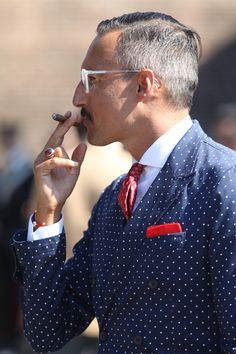 Firenze Pitti Uomo 86 || Streetstyle Inspiration for Men! #WORMLAND Men's Fashion