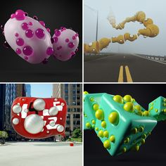 How to Create the Dented Sphere Look Design Tutorials, Art Tutorials, Cinema 4d Materials, Cinema 4d Render, Cinema 4d Tutorial, 3d Typography, Motion Graphics, Concept Art, Animation