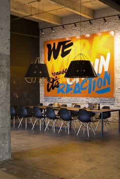 The Factory - San Francisco Offices | Modern Offices | Workspaces | Workstation | #office #design #moderndesign | www.ironageoffice.com