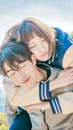 Image about kdrama in Weightlifting Fairy Kim Bok Joo by thoughtful doughnut Nam Joo Hyuk Lee Sung Kyung, Jong Hyuk, Nam Joo Hyuk Cute, Kdrama, Swag Couples, Cute Couples, Weightlifting Fairy Kim Bok Joo Wallpapers, Weightlifting Kim Bok Joo, Weighlifting Fairy Kim Bok Joo