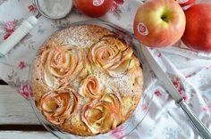 pink lady cake torta con mele pink lady  #tortadimele #mele