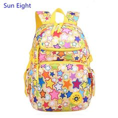 Like and Share if you want this  Sun Eight yellow bag school bags for girls school backpack kids bag children backpacks rainbow star printing backpack book bag     Tag a friend who would love this!     FREE Shipping Worldwide     Buy one here---> http://onlineshopping.fashiongarments.biz/products/sun-eight-yellow-bag-school-bags-for-girls-school-backpack-kids-bag-children-backpacks-rainbow-star-printing-backpack-book-bag/