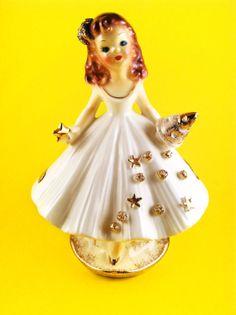 "beautiful Josef Originals California ""Denise"" figurine"