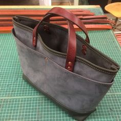 rivercityleather's photo on Instagram #leatherbag