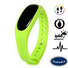 Safako SB1010 vízálló okos karkötő - Bonus Shop