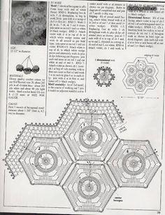 era Decorative Crochet Magazines 63 - Gitte Andersen - Álbuns da web do Picasa Filet Crochet, Crochet Motif, Irish Crochet, Crochet Doilies, Crochet Lace, Crochet Patterns, Crochet Tablecloth Pattern, Crochet Magazine, Album