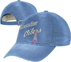 5425707ee Houston Oilers Vintage Hat  Lifestyle Slouch Adjustable Hat  19.99  http   www.