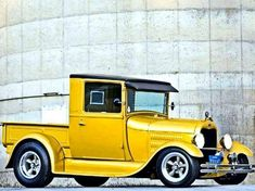 The Best Vintage Cars Hot Rods and Kustoms The Best Vintage Cars Hot Rods and Kustoms Kustomblr Kustom Kulture Hot Rod Vintage Car Classic Car Antique Car Kustom HotRod Custom Car Classic Ford Trucks, Old Ford Trucks, Old Pickup Trucks, Hot Rod Trucks, Cool Trucks, Ford 4x4, 4x4 Trucks, Lifted Trucks, Carros Audi