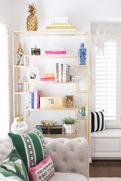 Chic Home Blog Office Ideas