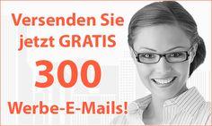 Mit Hilfe dieses Systems kann wirklich jeder SOFORT Besucher auf seine Webseite lenken.  Versenden Sie jetzt 300 Werbe-E-Mails und erhalten Sie sofort interessierte Besucher auf Ihre Webseite. http://viral-mailer.com/?rid=1156