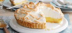 Citroen meringue taart • Simpele-recepten.nl