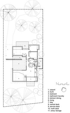 waaaat? | Merricks Beach House by Kennedy Nolan Architects | 灵感