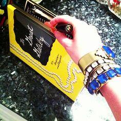 Kate Spade Great Gatsby clutch