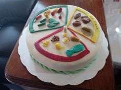 Pastel para una nutriologa Cake, Desserts, Food, Guy Cakes, Pie, Postres, Mudpie, Deserts, Dessert