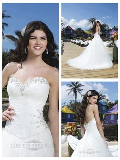 Pleated Sweetheart Neckline, Side Hip And Basque Waistline Tulle Ball   Gown http://www.ckdress.com/pleated-sweetheart-neckline-side-hip-and-basque-  waistline-tulle-ball-gown-p-340.html  #wedding #dresses #dress #lightindream #lightindreaming #wed #clothing   #gown #weddingdresses #dressesonline #dressonline #bride